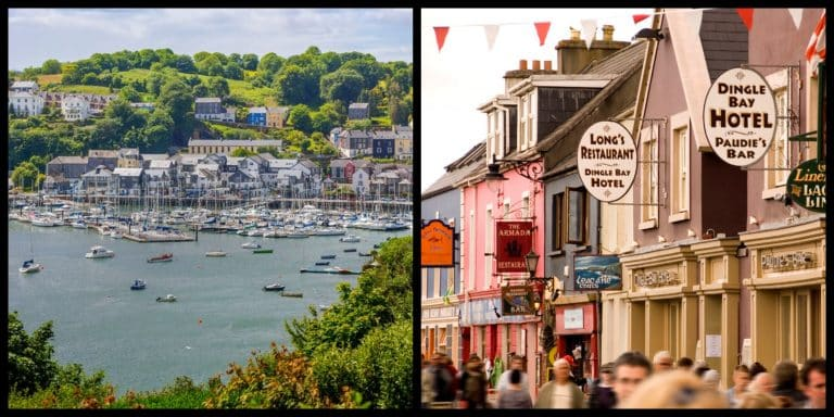 These are the 5 most picturesque villages in Ireland