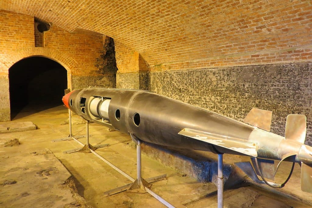 The guided torpedo is one of 10 things that wouldn't exist without Ireland
