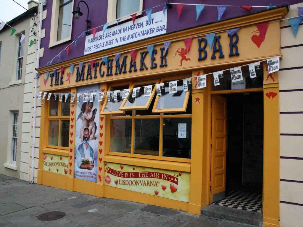 matchmaking Irland Festival HSS dejting