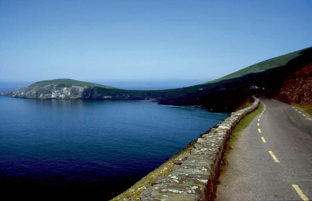 Slea Head is one of the 5 most dangerous roads in Ireland