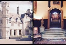This 10-bed Irish Gothic manor on Airbnb is enchanting