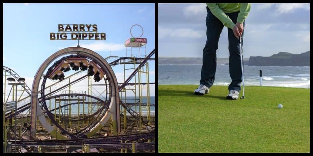 Here are the top 5 things to do and see in beautiful Portrush