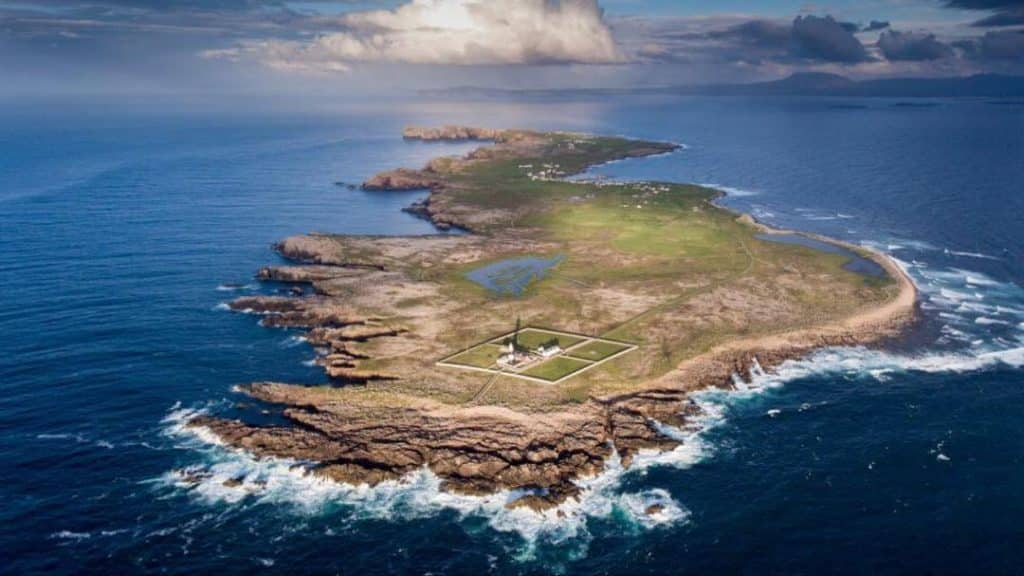 Tory Island is one of 10 islands off the coast of Ireland most people don't know about