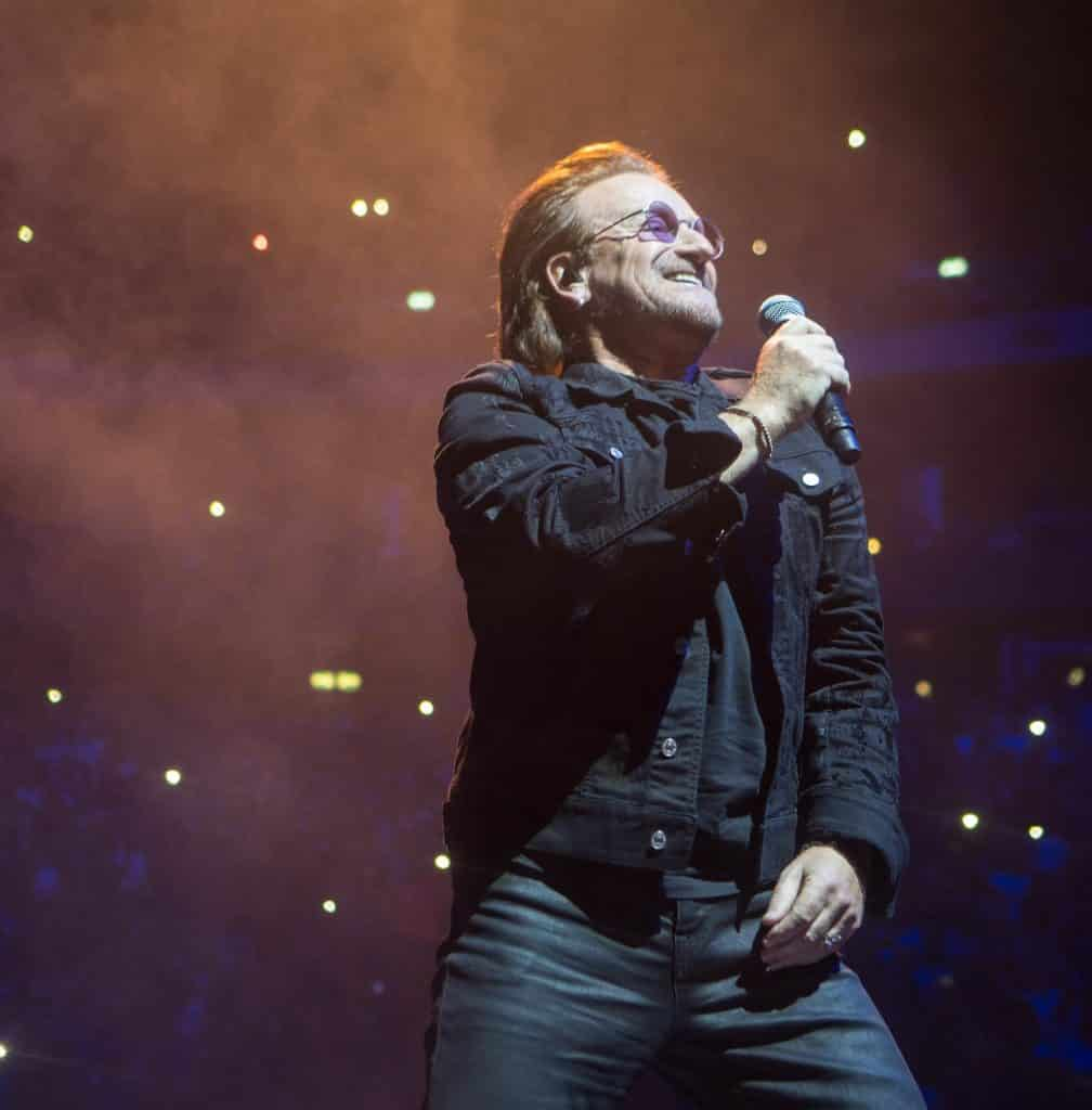 U2 is one the top 10 things that would not exist without Ireland