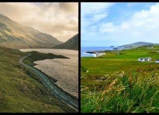 Wild Atlantic Way is one of Europe's top 10 Instagrammed road trips