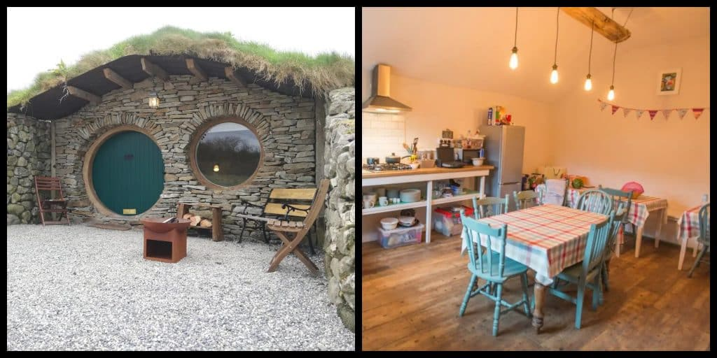 "You can rent a ""hobbit hut"" in Mayo on Airbnb – and it's MAGICAL"
