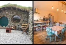 "You can rent a Mayo ""hobbit hut"" on Airbnb—and it's MAGICAL"