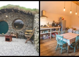 """You can rent a Mayo """"hobbit hut"""" on Airbnb—and it's MAGICAL"""