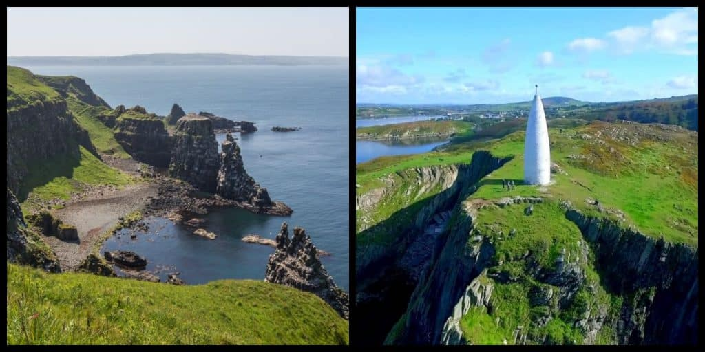 10 islands off the coast of Ireland most people don't know about
