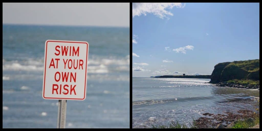 10 places where you should never swim in Ireland