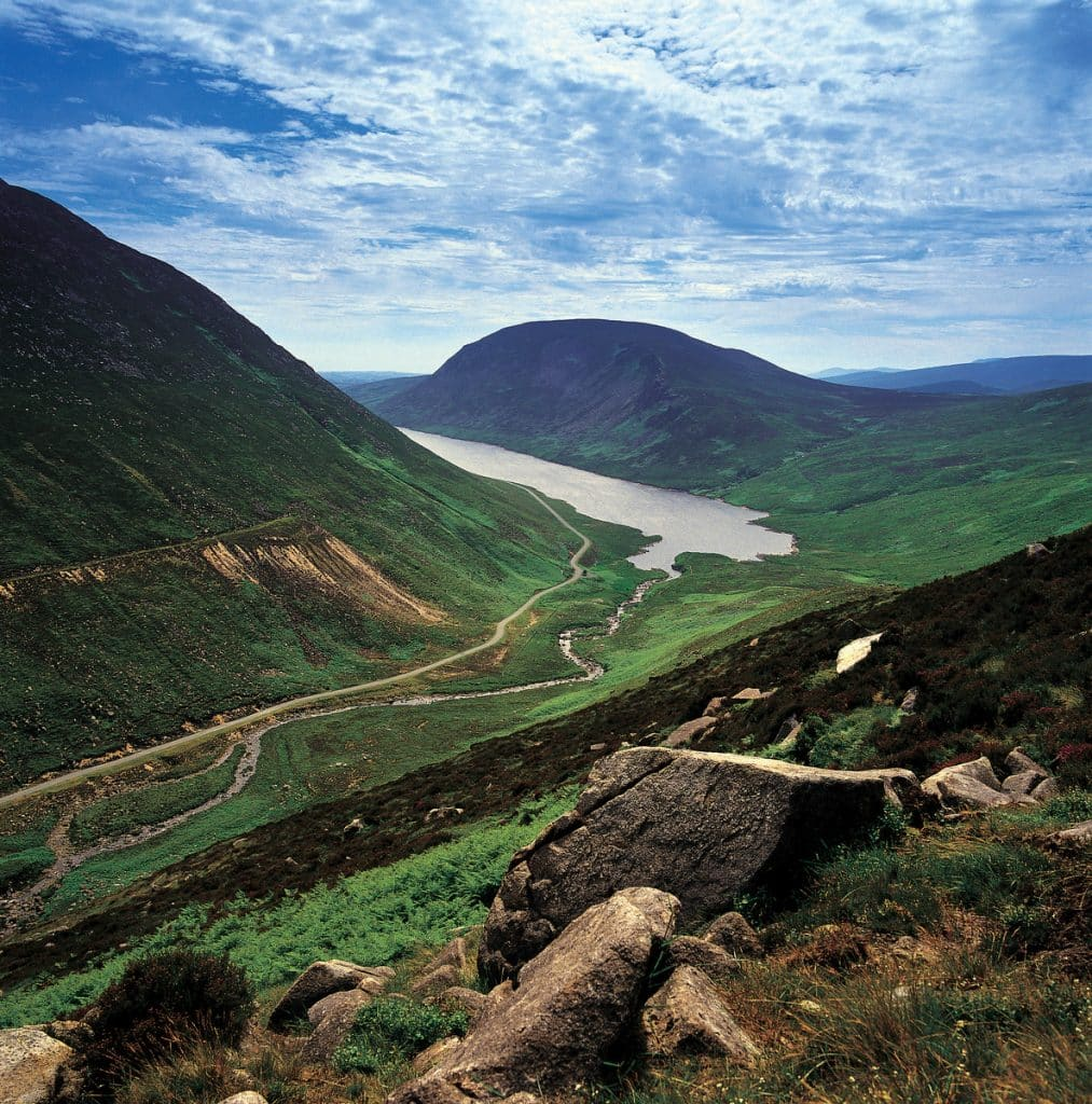 5 amazing day trips from Belfast include the Silent Valley Reservoir