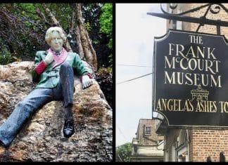 5 literary spots in Ireland honouring Irish writers