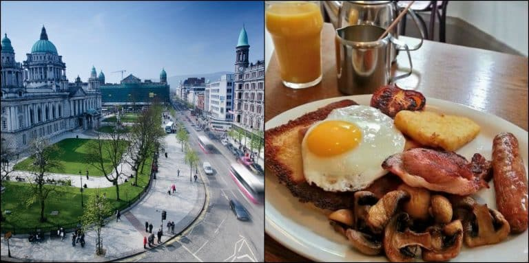 5 reasons why Belfast is better than Dublin