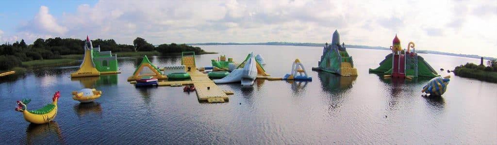 Baysports is currently Ireland's biggest waterpark
