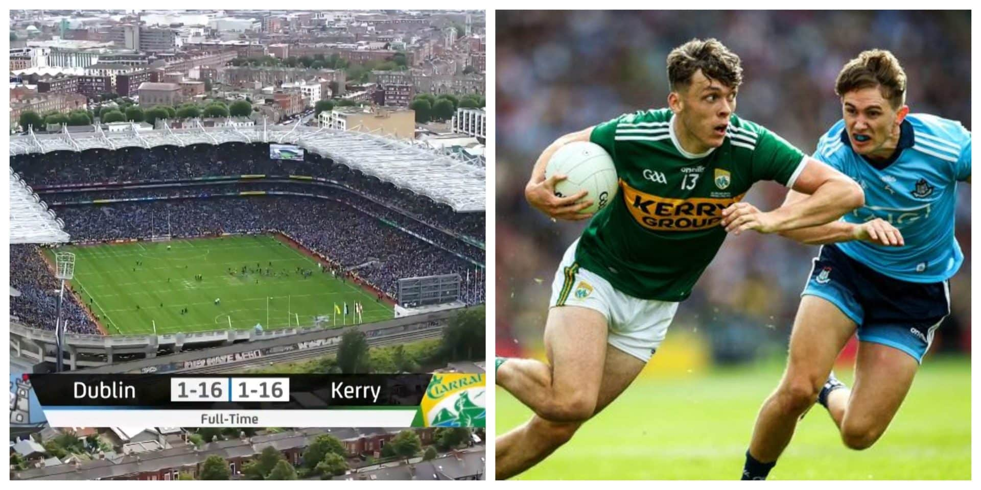 The All-Ireland Football Final Replay: preview, live stream