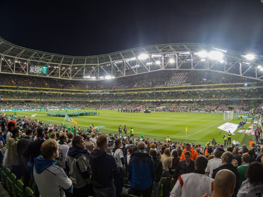 The Ireland v Wales match in Dublin is sure to be a good tie