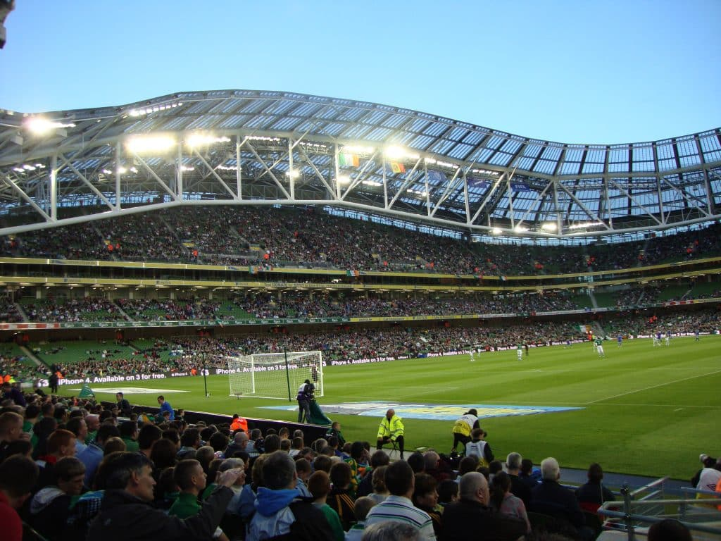 Leinster is playing the Northampton Saint in Dublin this December