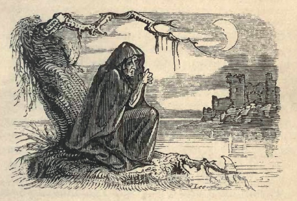 Topping our list of horrifying Irish ghost stories is the banshee.
