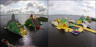 Baysports: 5 reasons to visit Ireland's largest inflatable waterpark