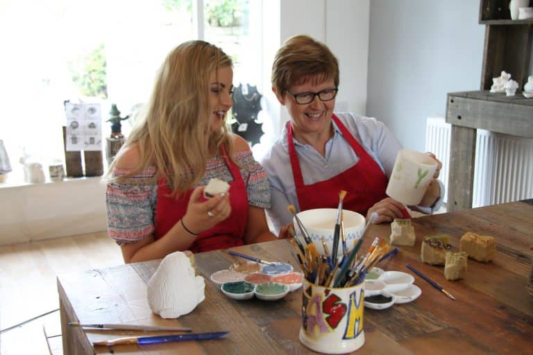 Busy Bee Ceramics is one of the top 10 things to do and see in County Monaghan