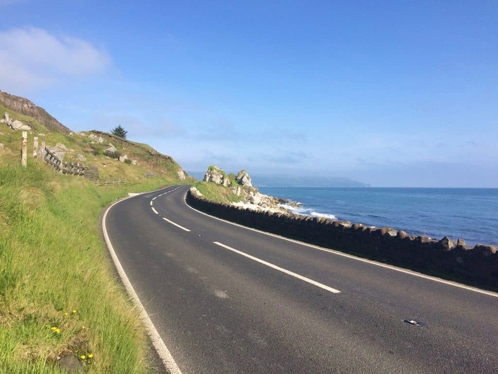 "The Coast Road drive is one of 5 reasons why Glenariff is the ""Queen of the Glens"""