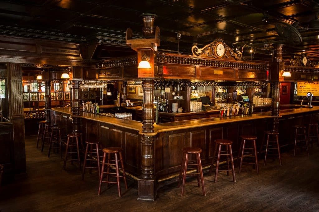 Colemans in New York is one of the best Irish pubs in America