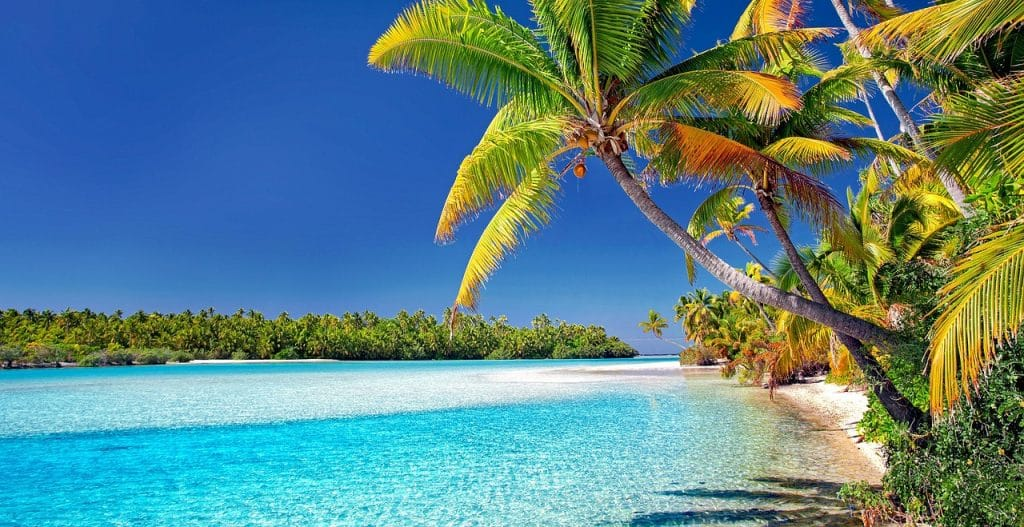 The Cook Islands are one destination people from Ireland can travel to without a visa