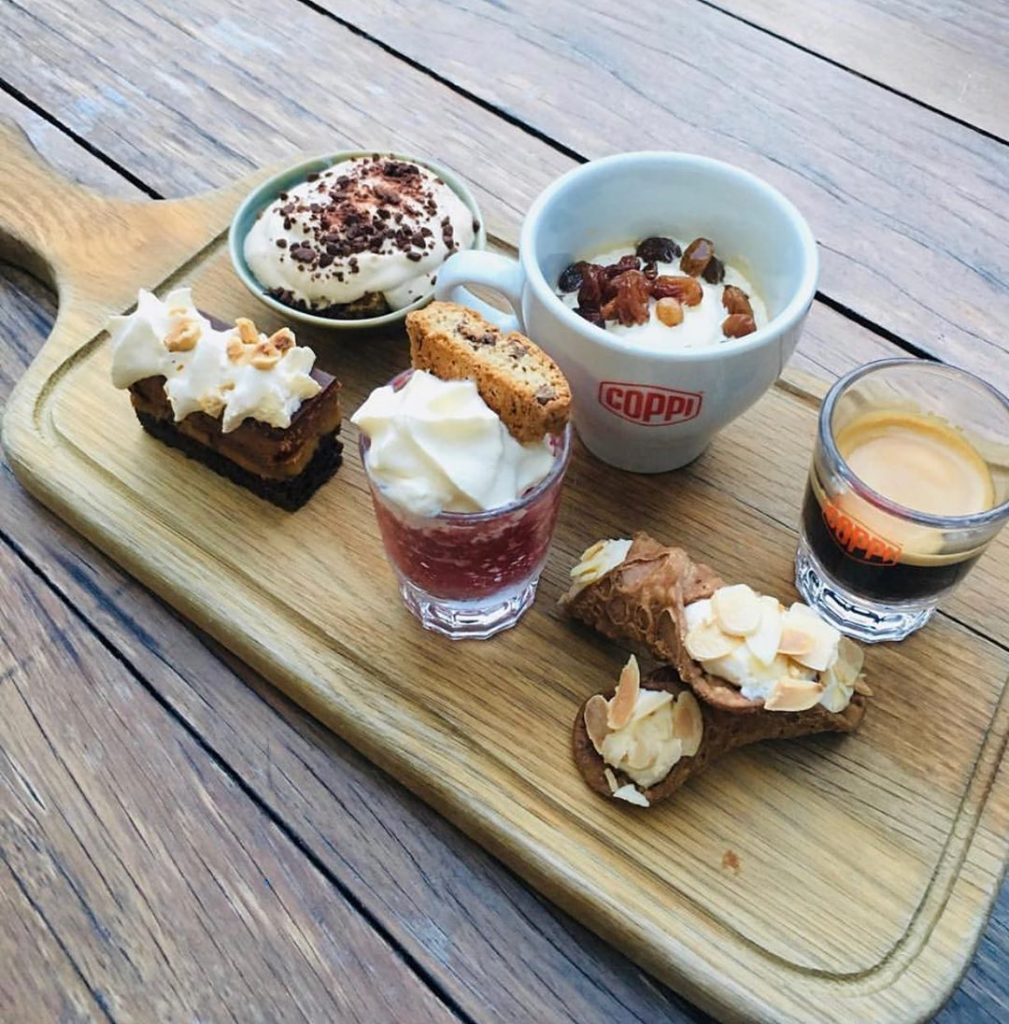 Coppi is one of the 5 best spots for vegan ice cream in Belfast