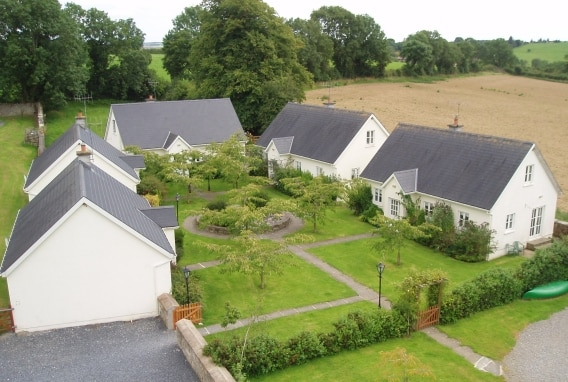 Croan Cottages are one of the top 5 eco-friendly places to stay in Ireland