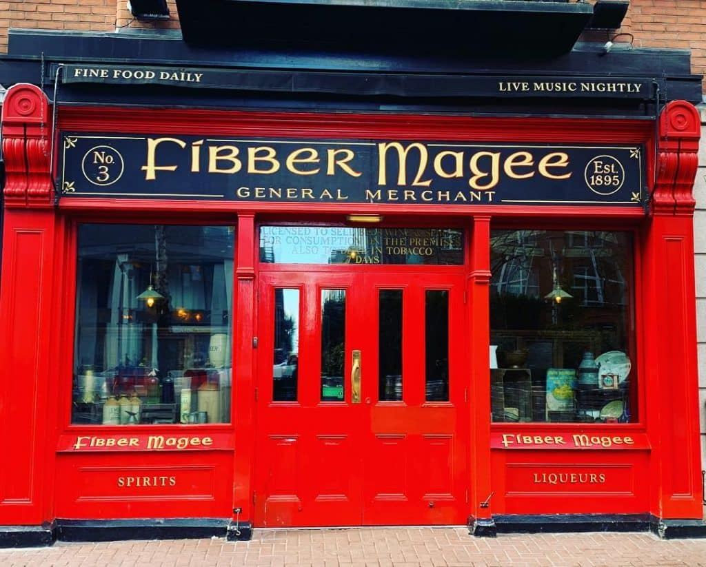 Fibber Magees is one of the 10 best bars in Belfast