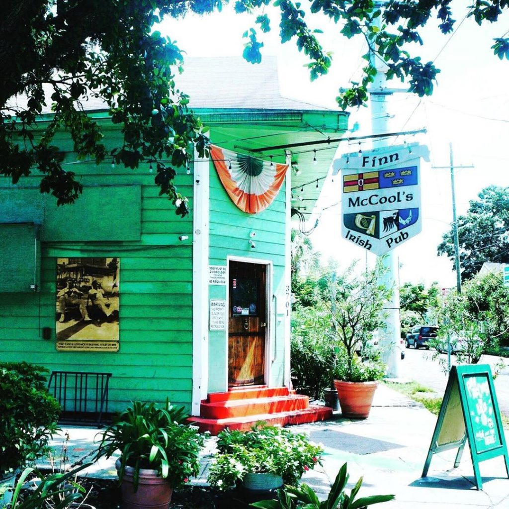 Finn McCool's in New Orleans