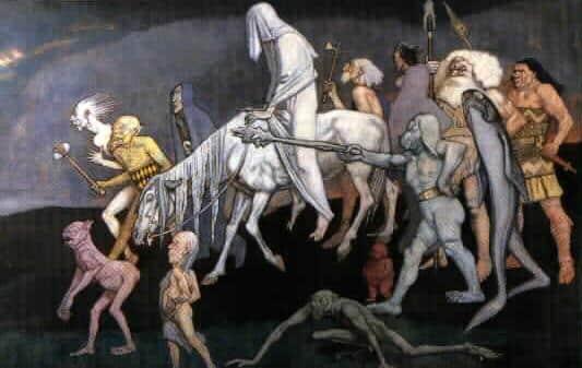 The Fomorians are a supernatural race from Irish mythology