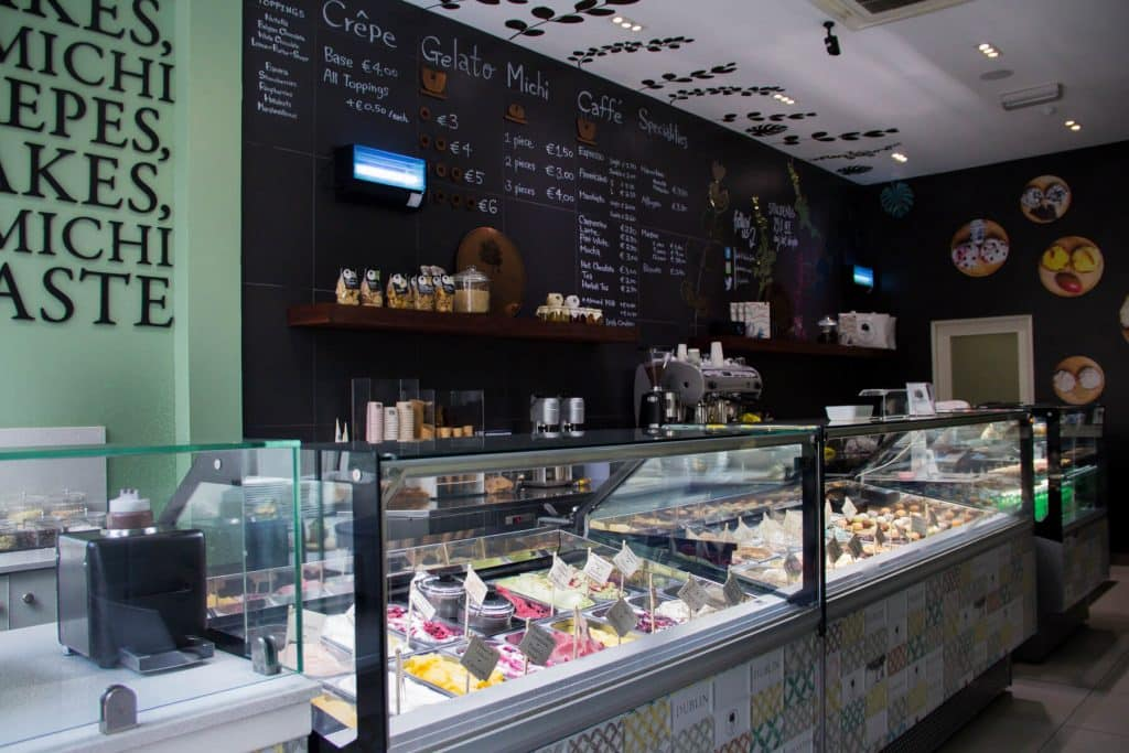 Gelato di Natura serves some of the best ice cream in Dublin