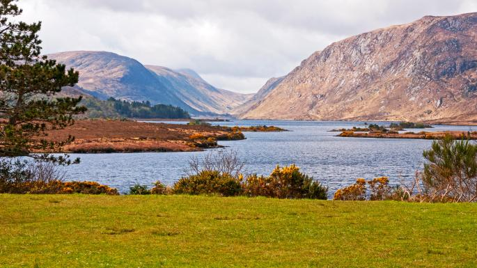 Glenveagh National Park is one of the top 10 things to see on the west coast of Ireland
