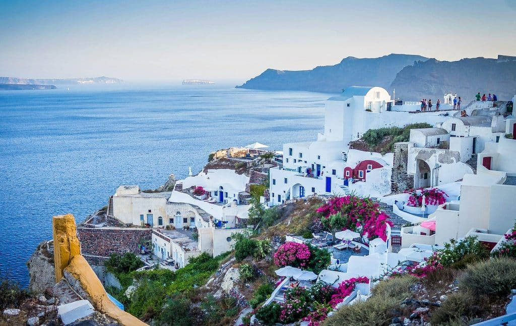 Greece is one of 10 amazing countries you can visit visa-free with an Irish passport