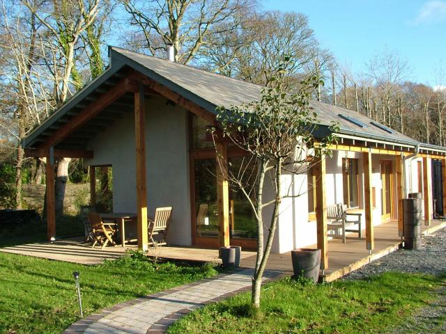Hemp Cottage is one of the top 5 eco-friendly places to stay in Ireland