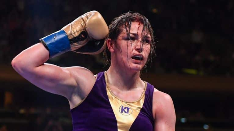 Katie Taylor battled her way to the Olympics.