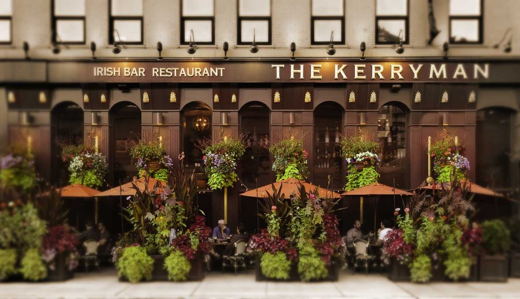 The Kerryman is one of the 10 best Irish pubs in Chicago