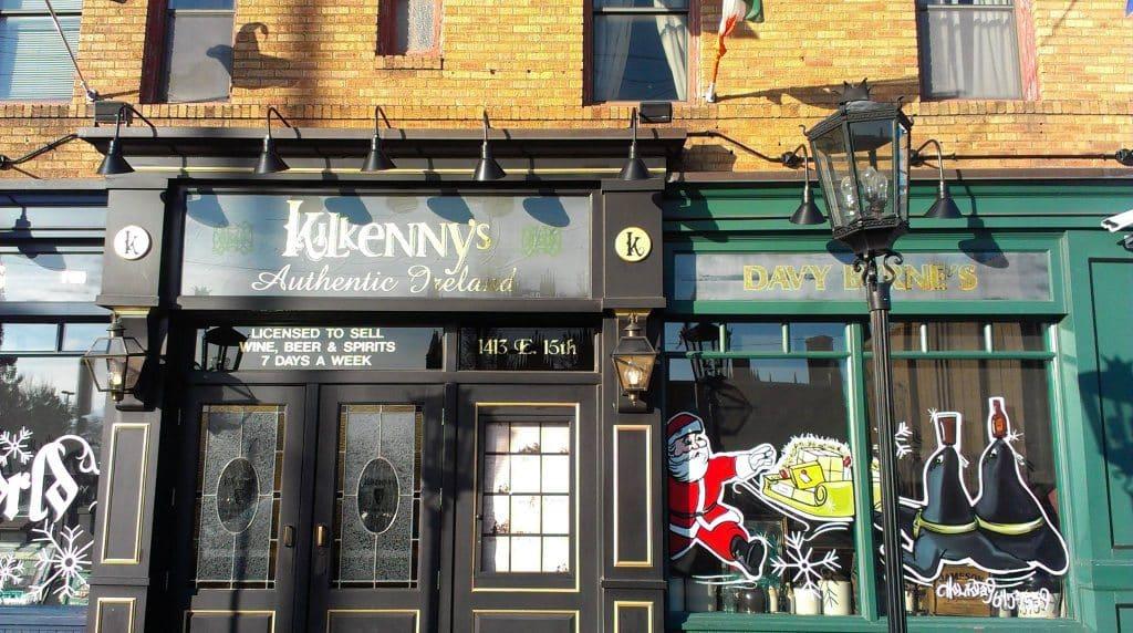 Kilkennys Irish pub in Oklahoma is one of the 10 best Irish pubs in America