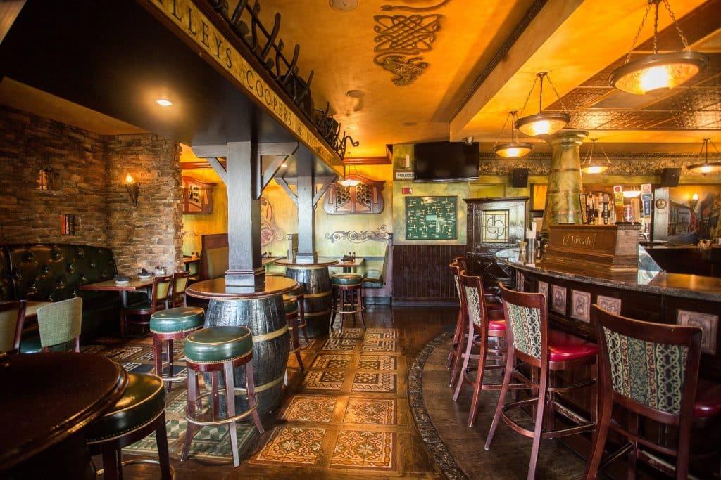 Kinsale is one of the 10 best Irish pubs in Boston