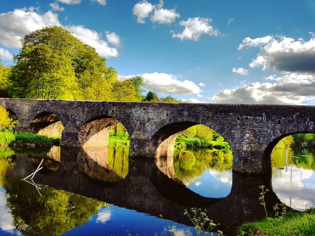 Lagan Valley Regional Park is a nice place for a stroll in the capital of Northern Ireland