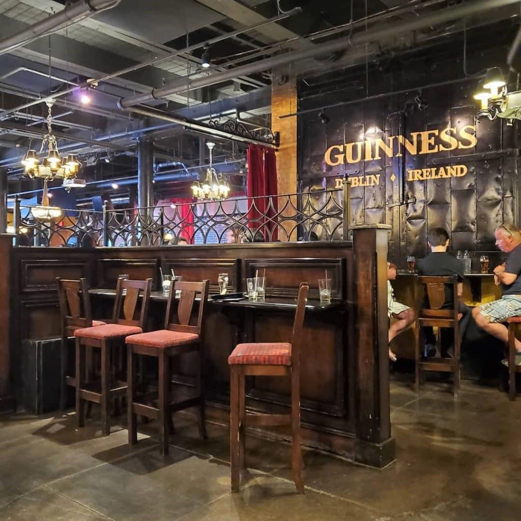 Lansdowne is one of the 10 best Irish pubs in Boston
