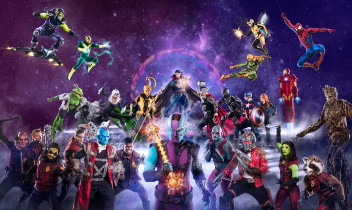 Marvel Universe Live is one of 10 unmissable events in Ireland in November 2019