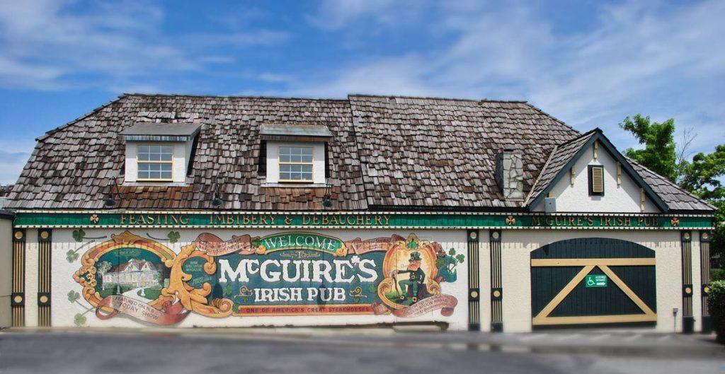 McGuire's in Pensacola, Florida