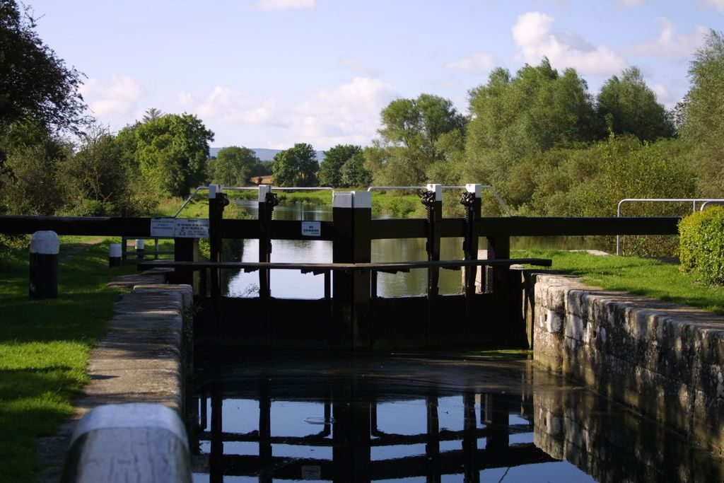 Avoid swimming in canal and river locks in Ireland