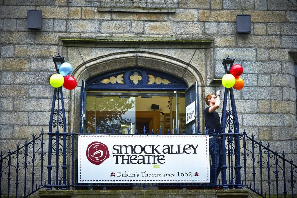 Smock Alley Theatre is a gem for shows in Dublin