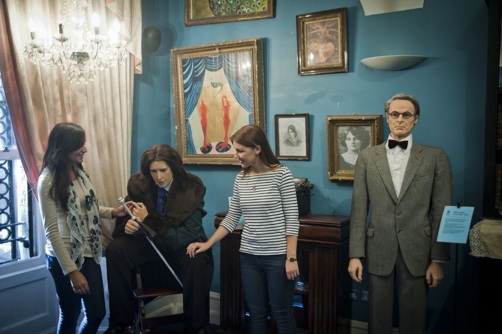 The National Wax Museum is on our list of museums in Dublin