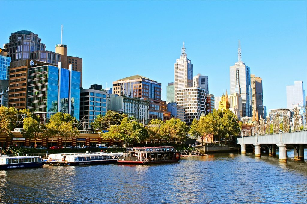 Melbourne is one of the top 10 places with a strong Irish community outside of Ireland