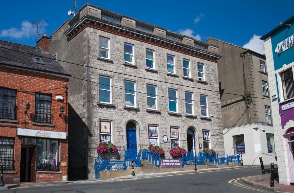 Monaghan County Museum is one of the top 10 things to do and see in County Monaghan