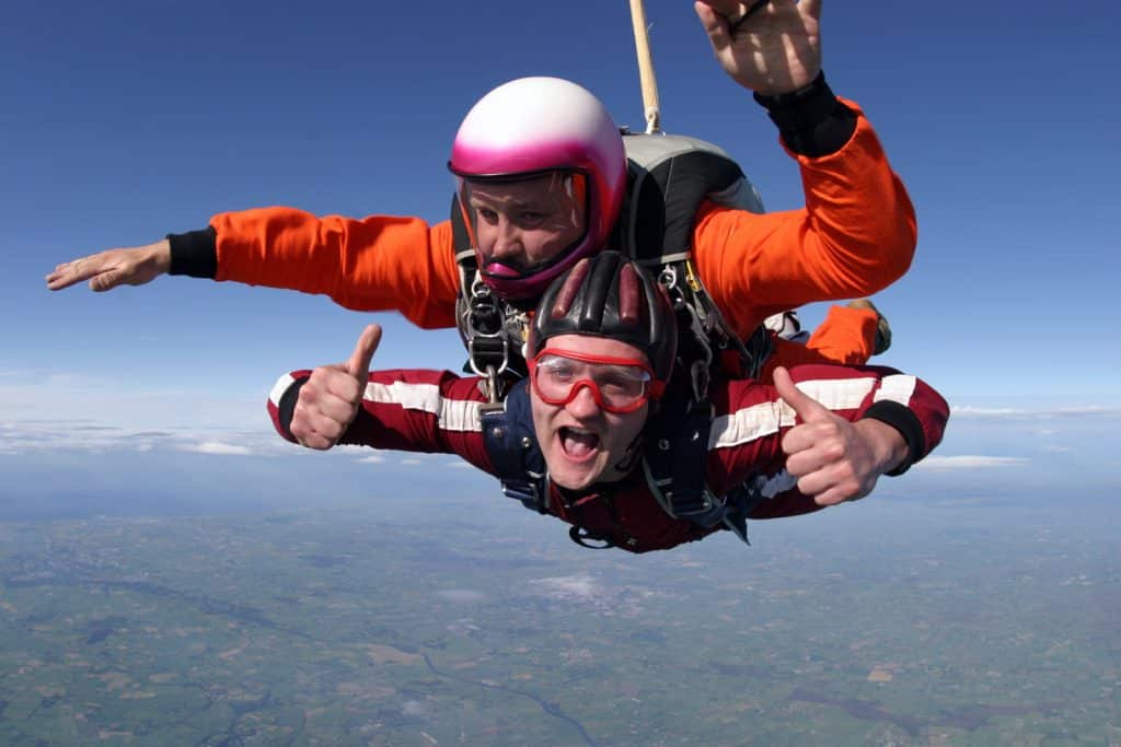 Moonjumper is one of the 5 best places to skydive in Ireland